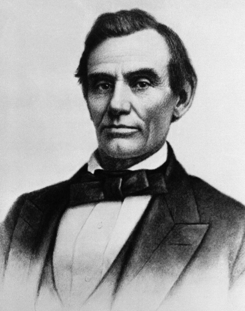 ▲林肯是解放黑奴的美國總統。(圖/美聯社/達志影像)