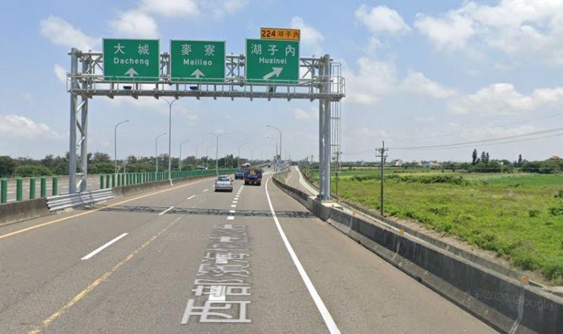 台61線公路增設地磅 雲警配合取締<b>超載</b>