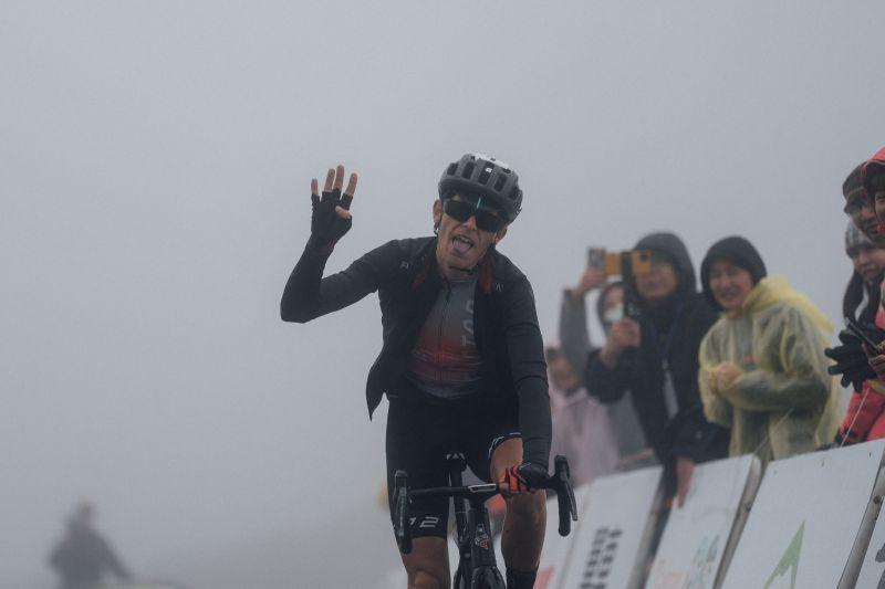 ▲2020臺灣自行車登山王挑戰,男子菁英組