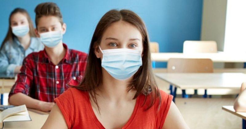 英國學校戴口罩規定不同調!台家長淚訴:只是想保護孩子