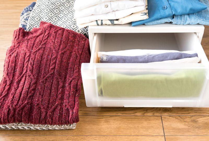 房市/不想讓衣物發霉 防潮式收納最有效