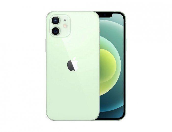 ▲綠色iPhone12。(圖/翻攝自APPLE官網)