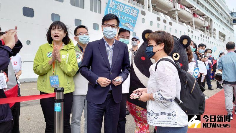 客委會主委成陳其邁市府下台第一人 議員喊話檢視團隊