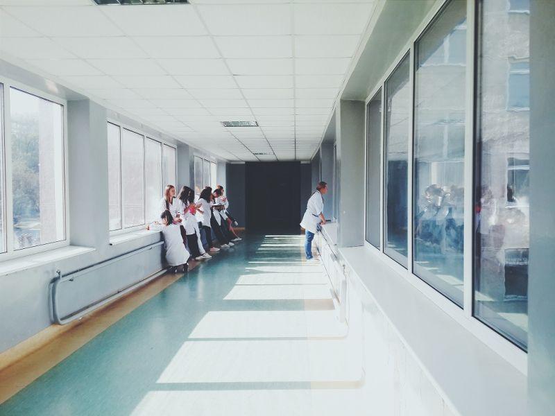 ▲醫院。(圖/翻攝Pexels)
