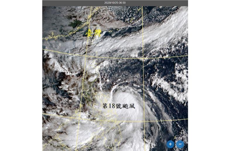 莫拉菲生成!鄭明典指「這裡」是颱風窩 一周生成1颱風
