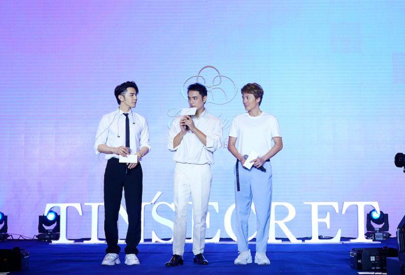 汪東城、吳克群同台明道 「3人邀請他組新F4」