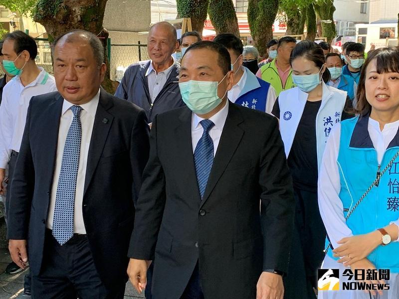 國民黨慶祝光復節選擇缺席 侯友宜:另有行程
