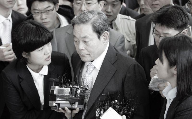 韓國史上最高!三星會長李健熙逝世 股票遺產稅逾2600億