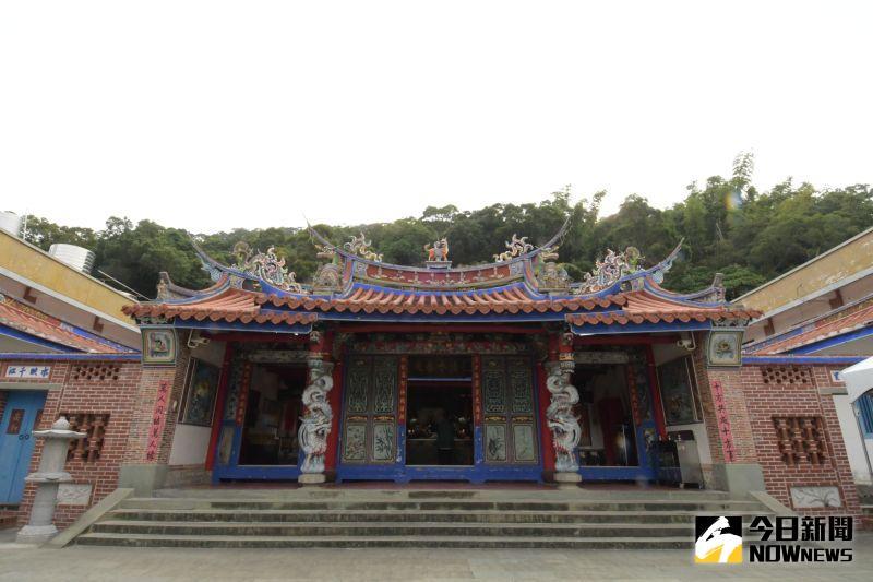 ▲清水岩有很悠久的歷史,是在清初臺灣中部有三巖二寺的其中之一,是知名重要的古剎。(圖/記者陳雅芳攝,2020.10.25)