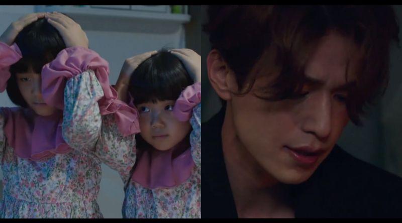 ▲劇中,李棟旭(右)揭發狼叔性雙胞胎姪女。(圖/翻攝愛奇藝)