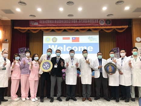 台大醫院雲林分院突破疫情困境 印尼醫事菁英來台觀摩、訓練