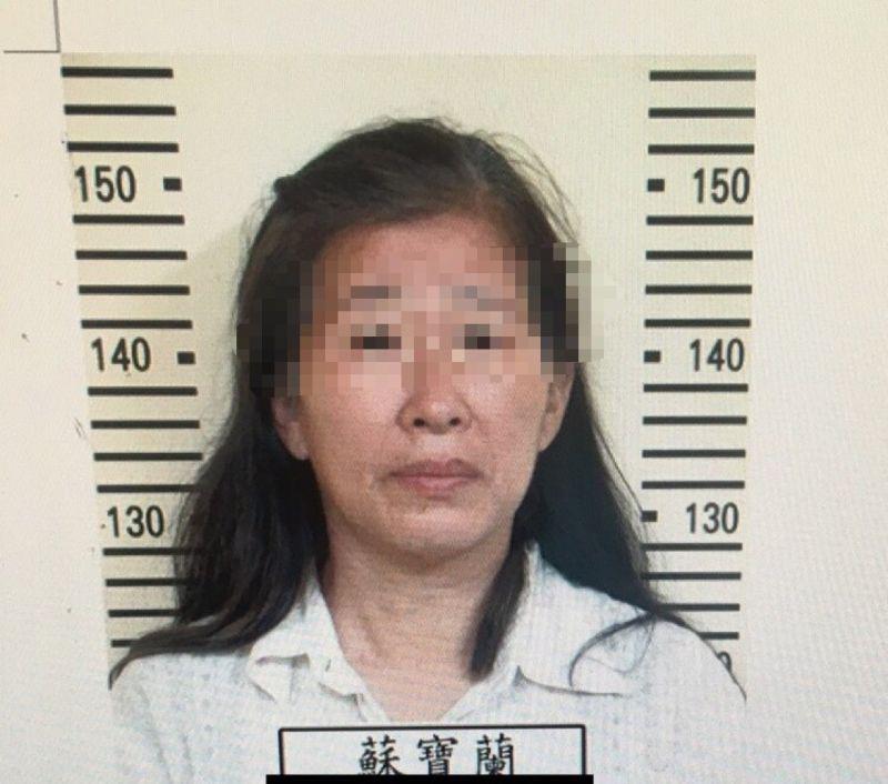 台南「蘇大媽」涉犯妨害公務等罪 判蹲苦牢8個月