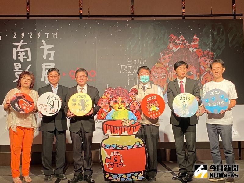 ▲2021年開始,南方影展將改為國際雙年展。(圖/記者陳聖璋攝,2020.10.26)