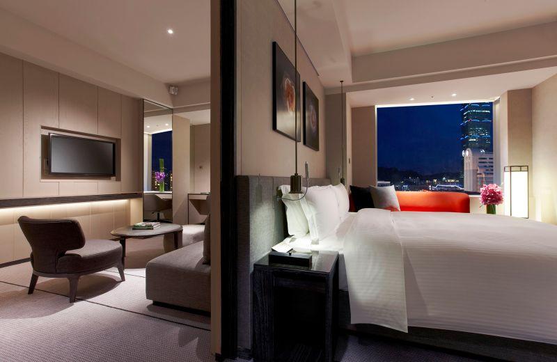 窗景是<b>101</b>!寒舍艾麗轉型防疫旅館 套房每晚破萬最奢華