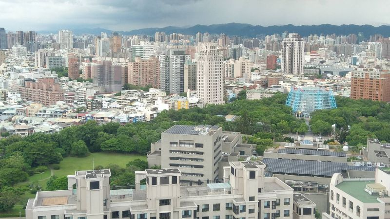 房市/台中最知名綠園道 連香港人也頻頻移居