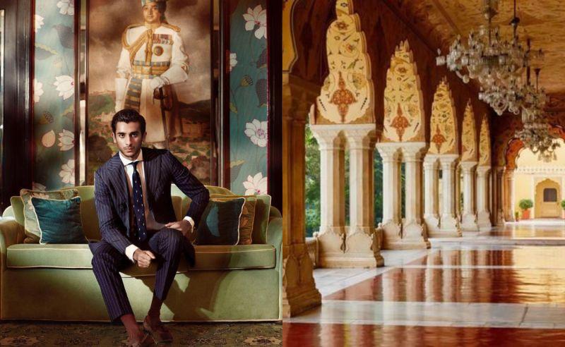 高顏值國王邀你去他宮殿!印度豪華出租宮殿一次看