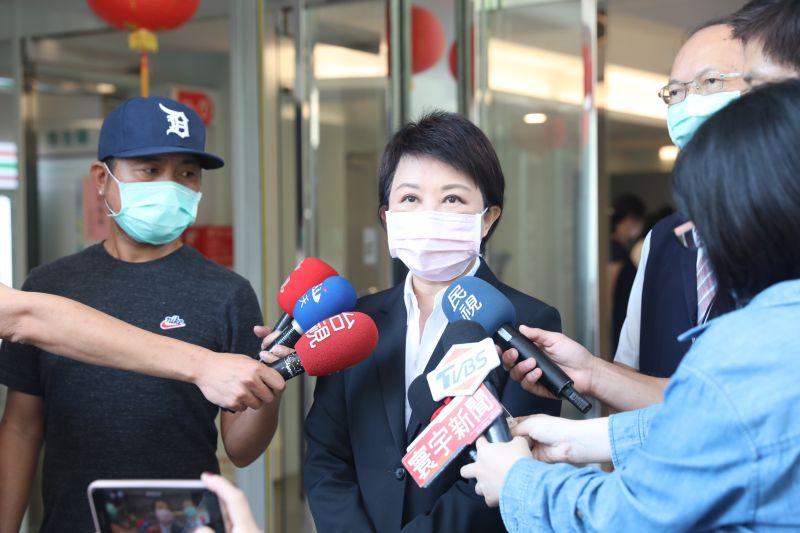 中央一紙公文要求修食安條例 盧秀燕:極度不認同