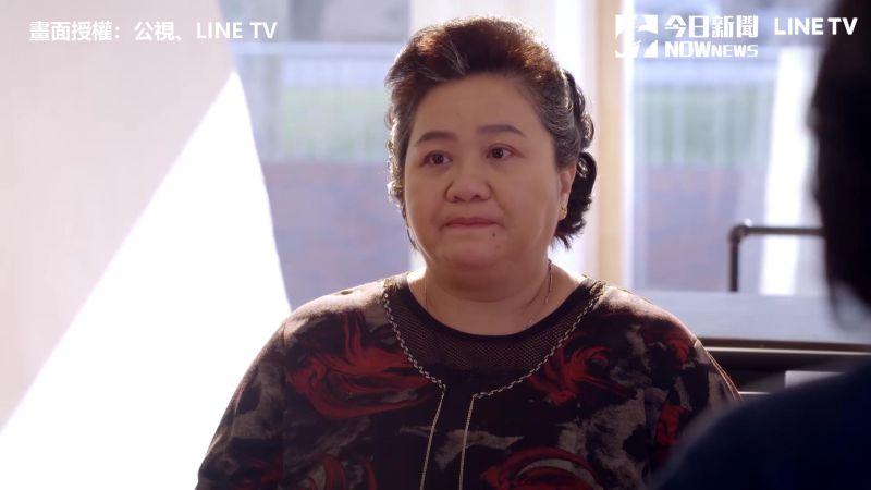 ▲珍賀齋老闆娘坦言是她授權小鷗開「深圓烘焙」。(圖 / LINE TV提供)