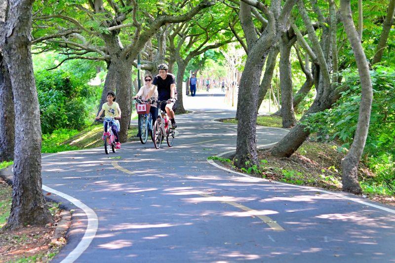 台中自行車嘉年華 都會公園盛大登場