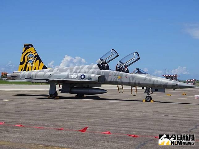 軍武/守護領空超過40年 F-5戰機預計2028年除役
