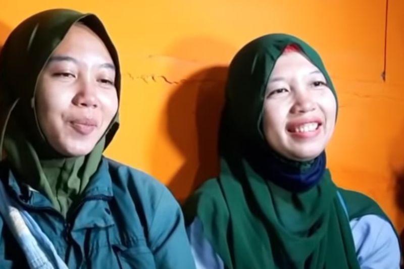 超離奇!印尼失散雙胞胎20年後靠抖音重逢