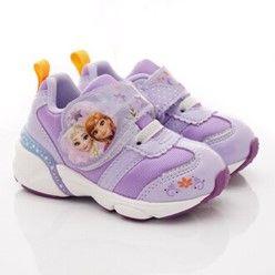 ▲小女生最愛,日本Moonstar機能童鞋冰雪奇緣聯名機能鞋款。(圖/品牌提供)
