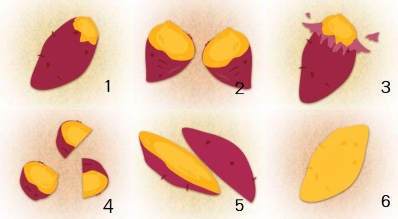 超神準!6種吃地瓜方式喜歡哪一個 答案看出你的優缺點