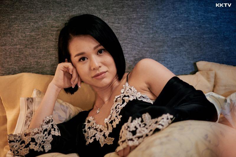▲胡杏兒在《熟女強人》精湛演技再度獲得觀眾好評。(圖