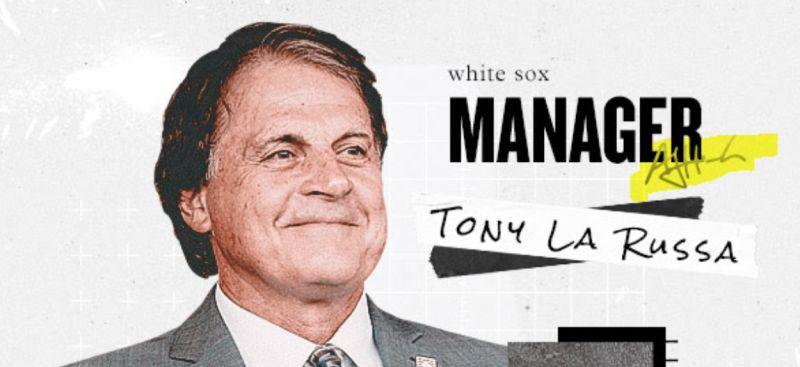 MLB/大家來找碴!白襪喜迎傳奇教頭 卻搞出可笑烏龍?