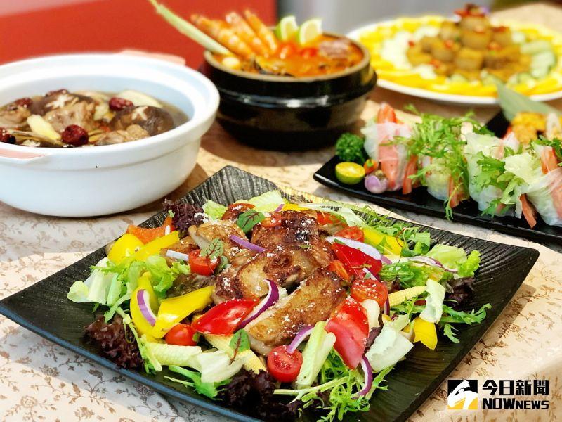 美食巷仔內/十年美味暖胃也暖心 秋季新菜展食材鮮滋味