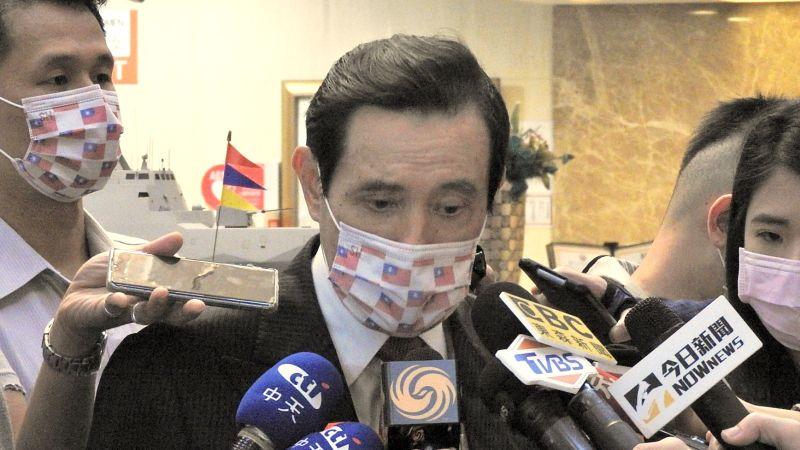 影/馬英九痛罵民進黨無恥「不是有一點!是很可惡」