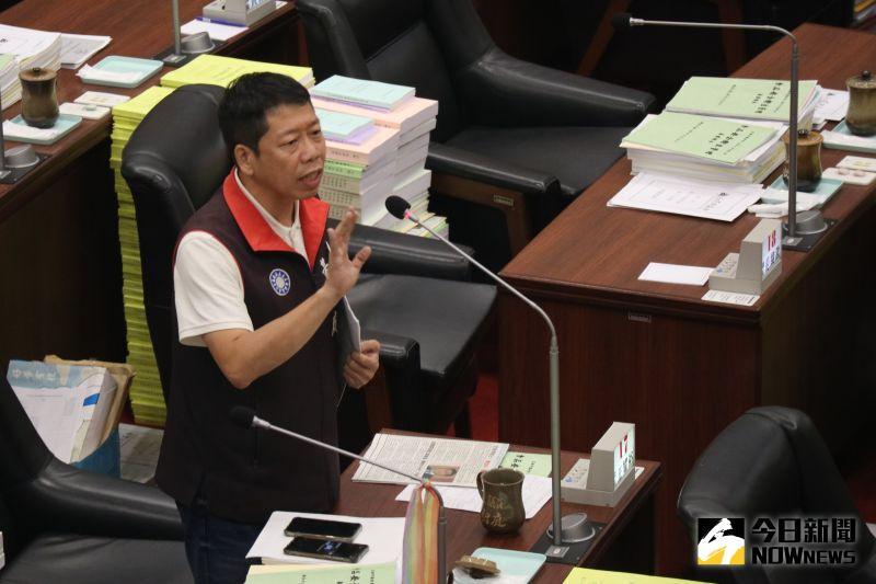 高市議員黃紹庭掛病號缺席總質詢 陳其邁關心給醫囑
