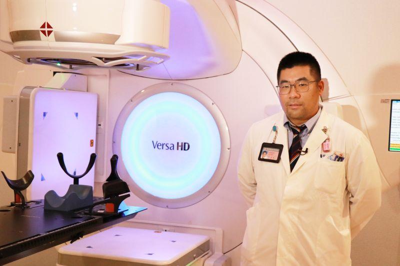 早期癌症及轉移性病灶 立體定位放射治療得穩定