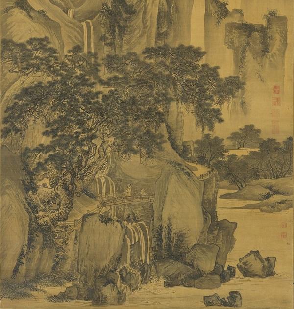 故宮南院創舉 同步展出唐伯虎名畫等8件重量級文物