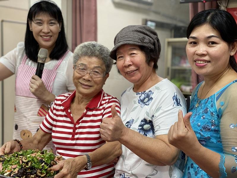 異國婆媳的料理大賽,藉婆媳各自的拿手廚藝,展開一場歡喜PK,讓食物的溫馨暖流在婆媳之間。(圖/讀者李小姐提供)