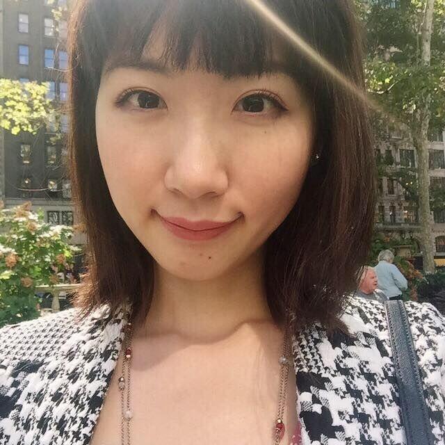 ▲廣告小妹分享在紐約某大學工作一段時間親身經歷。(圖/廣告小妹臉書)