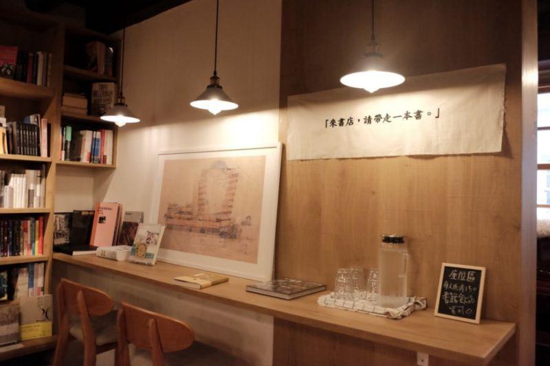 初聲/青鳥居所 承載歷史故事的書店