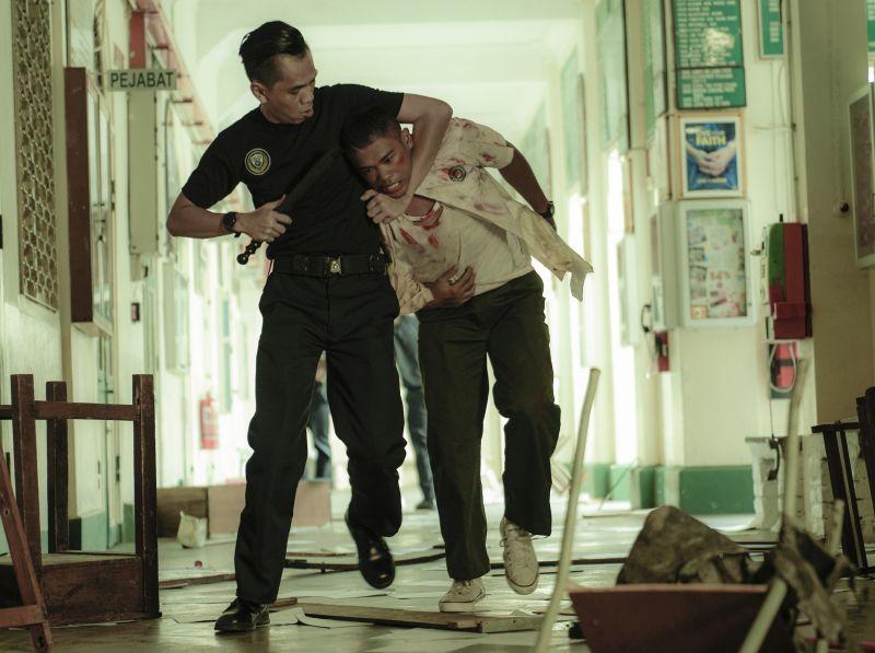 ▲▼《你是豬》描述真實的校園暴力事件。(圖/華映娛樂)