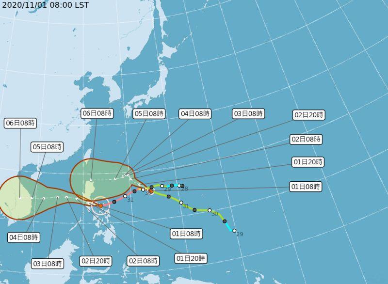 颱風「閃電」最新動向!專家曝光關鍵轉向時間