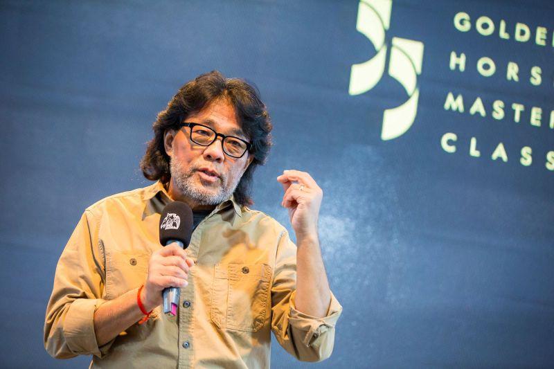 ▲本屆金馬獎評審團主席是攝影大師李屏賓。(圖/金馬執委會)