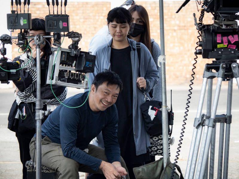 導演黃信堯將在台灣大賽第三戰擔任打擊嘉賓
