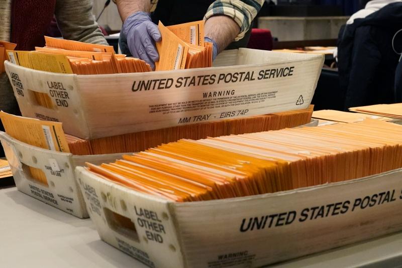 美大選已逾9500萬人提前投票 逼近上屆投票總數7成
