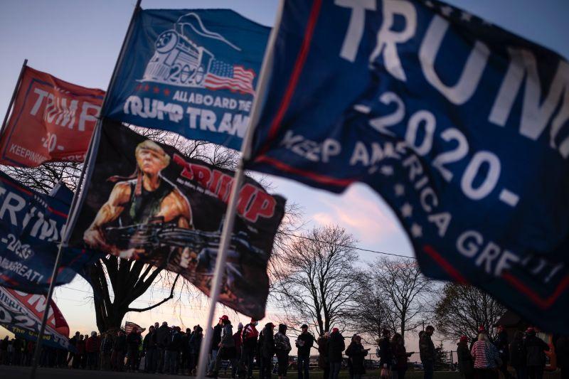 美國大選結果難測 英媒分析:可能出現「6種情況」