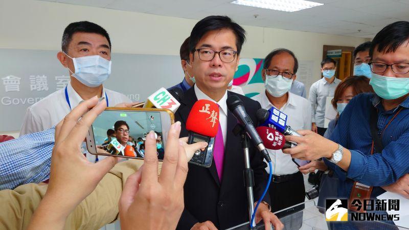 選委會主委將由秘書長擔任 陳其邁要求嚴守行政中立