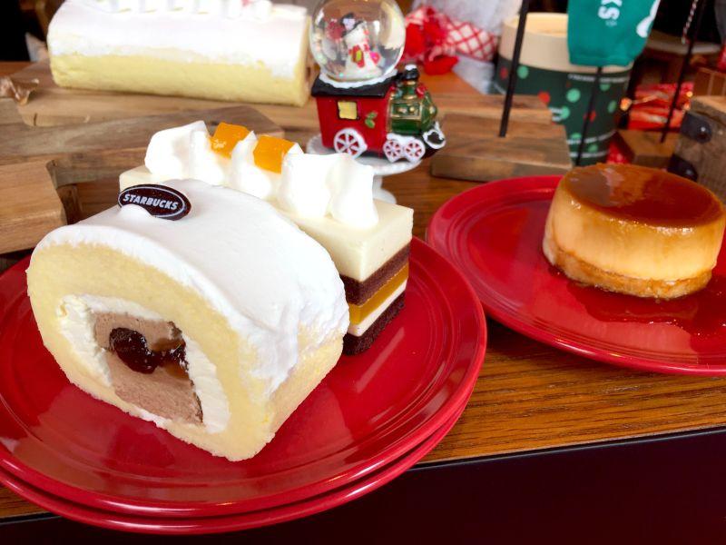 ▲3款檔期甜點將在4日起開放預購。(圖/記者黃仁杰攝,2020.11.03)
