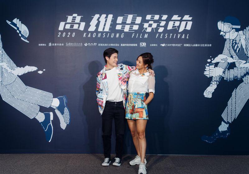 ▲葉寶雯(左)和張雅玲在《迷走廣州》中共同展開一段旅程。(圖/高雄電影節)