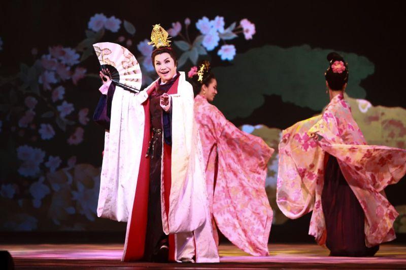 唐美雲在《光華之君》重現舞姿 呼籲觀眾帶面紙觀看