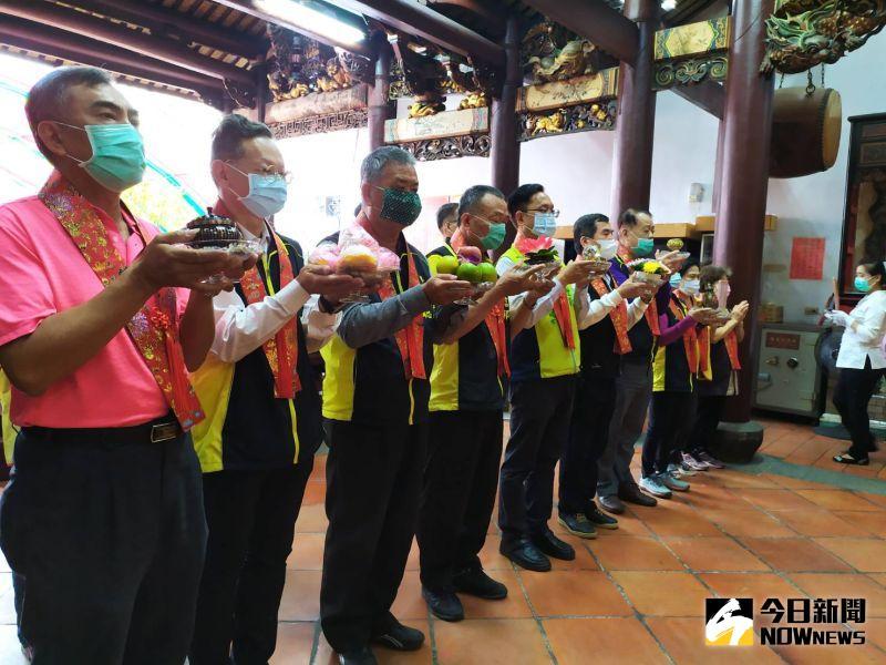 開化寺十供祭典