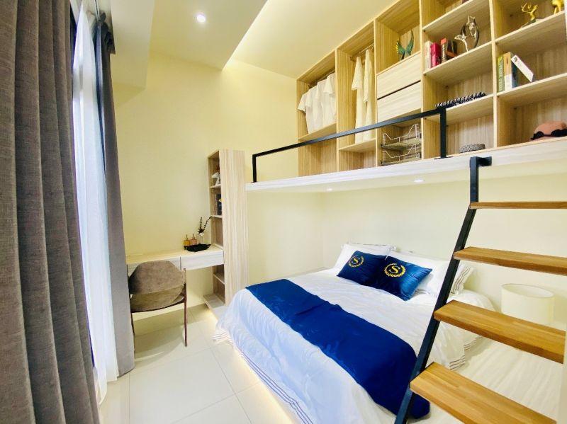 ▲▲微笑世界3房36坪空間挑高3米5,房間可依照個人需求靈活規劃。(圖/資料照片)
