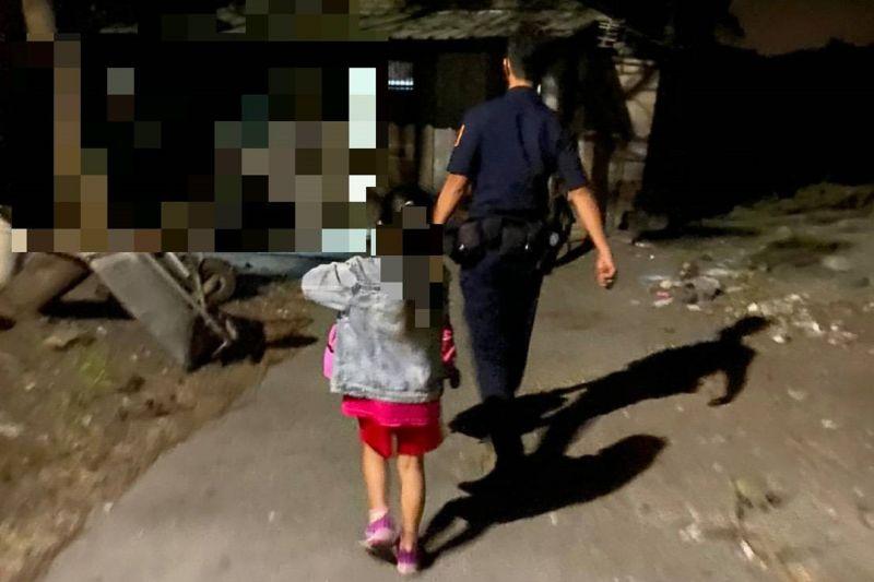 執行校園安全巡邏 警火速尋回三名孩童